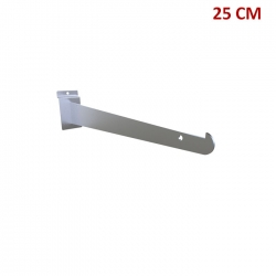 GANCHO 2085 REPISA 25 CM CR
