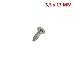 TORNILLO CHIPBOARD RANURA PHILLIPS   3.5*13  CAJA 100 UND