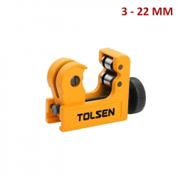 CORTATUBO MINI TOLSEN 3-22 MM 33003