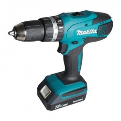 TALADRO MAKITA INALAMBRICO  HP457DWE 18 V LITIO