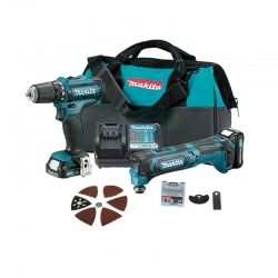 KIT MAKITA CLX206X4 DF331D+TM30D